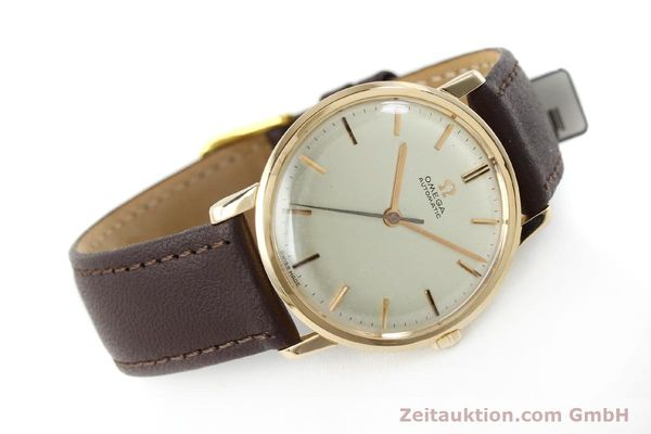 Used luxury watch Omega * 18 ct gold automatic Kal. 552 VINTAGE  | 151787 03