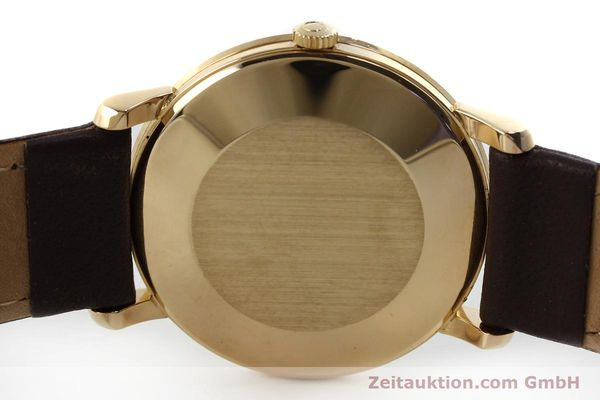 Used luxury watch Omega * 18 ct gold automatic Kal. 552 VINTAGE  | 151787 09