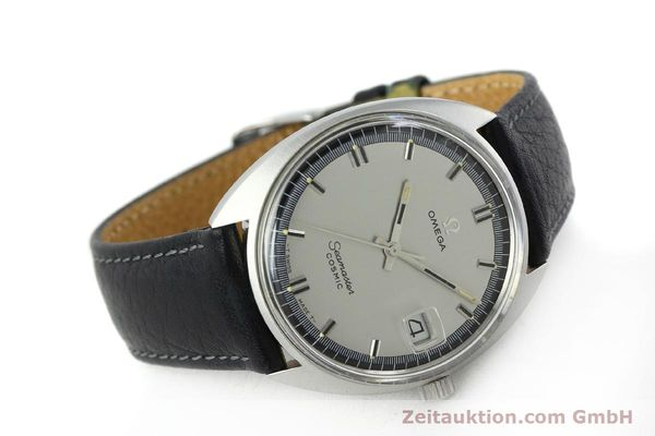 Used luxury watch Omega Seamaster steel automatic Kal. 565 Ref. 166.026 VINTAGE  | 151793 03