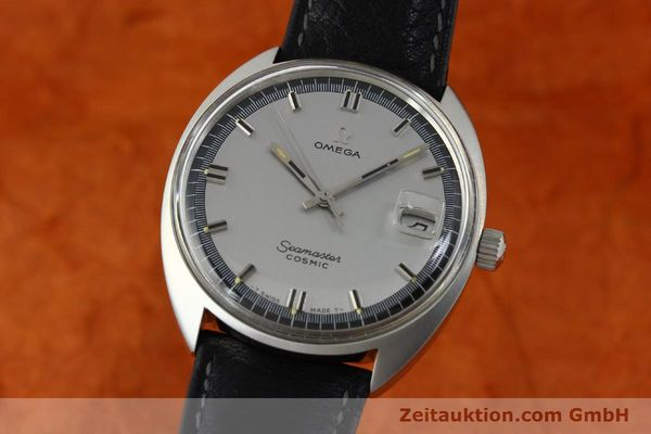 Used luxury watch Omega Seamaster steel automatic Kal. 565 Ref. 166.026 VINTAGE  | 151793 04