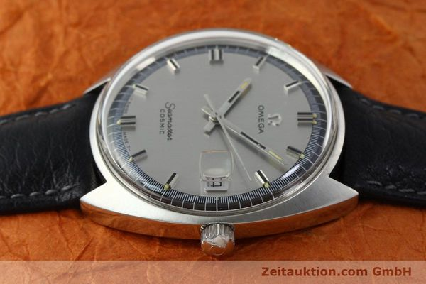 Used luxury watch Omega Seamaster steel automatic Kal. 565 Ref. 166.026 VINTAGE  | 151793 05