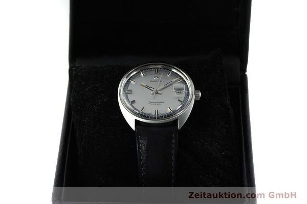 Used luxury watch Omega Seamaster steel automatic Kal. 565 Ref. 166.026 VINTAGE  | 151793 07