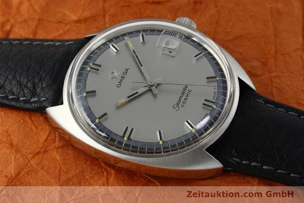 Used luxury watch Omega Seamaster steel automatic Kal. 565 Ref. 166.026 VINTAGE  | 151793 13