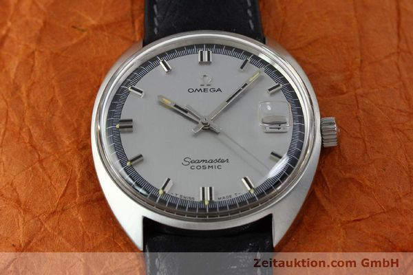 Used luxury watch Omega Seamaster steel automatic Kal. 565 Ref. 166.026 VINTAGE  | 151793 14
