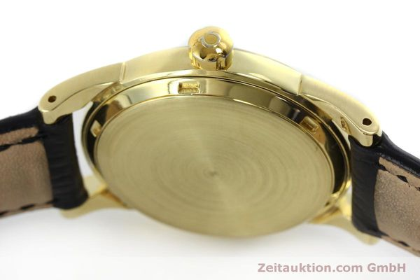 Used luxury watch Omega Seamaster 18 ct gold automatic Kal. 354  | 151794 11