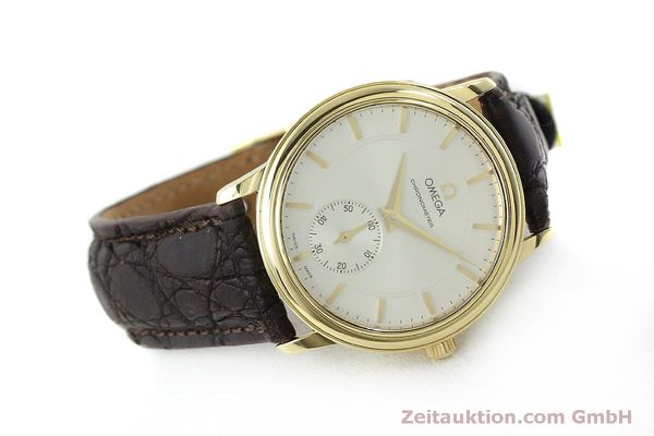 Used luxury watch Omega De Ville 18 ct gold manual winding Kal. 652  | 151795 03