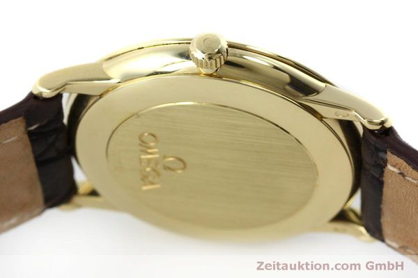 Used luxury watch Omega De Ville 18 ct gold manual winding Kal. 652  | 151795 11