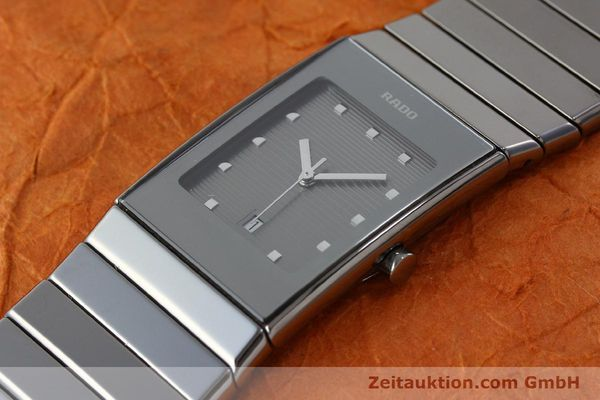 Used luxury watch Rado Diastar ceramic / steel quartz Kal. ETA 956112 Ref. 111.0479.3  | 151800 01