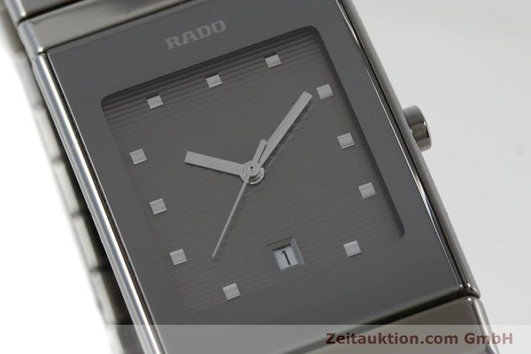 Used luxury watch Rado Diastar ceramic / steel quartz Kal. ETA 956112 Ref. 111.0479.3  | 151800 02