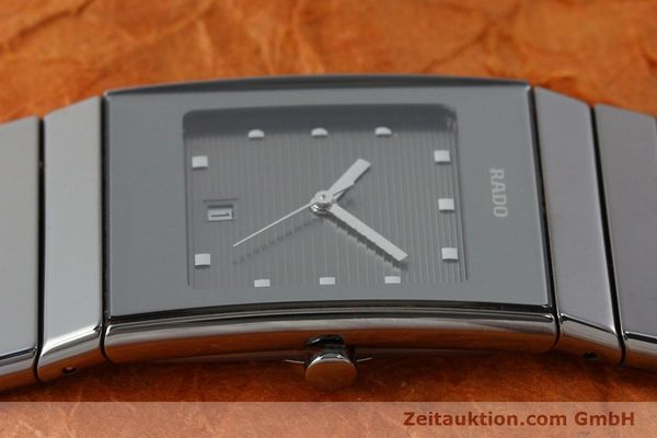 Used luxury watch Rado Diastar ceramic / steel quartz Kal. ETA 956112 Ref. 111.0479.3  | 151800 05