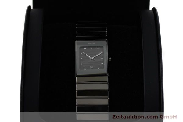 Used luxury watch Rado Diastar ceramic / steel quartz Kal. ETA 956112 Ref. 111.0479.3  | 151800 07