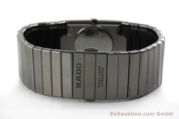 Used luxury watch Rado Diastar ceramic / steel quartz Kal. ETA 956112 Ref. 111.0479.3  | 151800 10