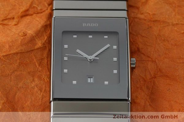 Used luxury watch Rado Diastar ceramic / steel quartz Kal. ETA 956112 Ref. 111.0479.3  | 151800 13