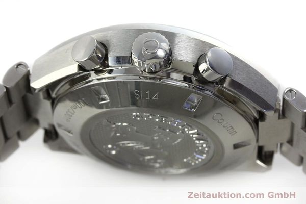 Used luxury watch Omega Speedmaster chronograph steel automatic Kal. 3330 Ref. 32710435001001  | 151805 11
