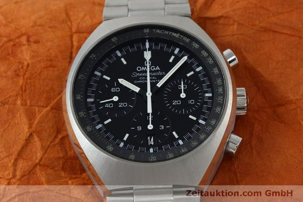 Used luxury watch Omega Speedmaster chronograph steel automatic Kal. 3330 Ref. 32710435001001  | 151805 17