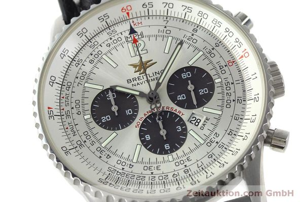 Used luxury watch Breitling Navitimer chronograph steel automatic Kal. B41 ETA 2892A2 Ref. A41322  | 151806 02