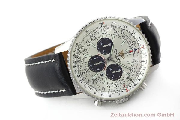 Used luxury watch Breitling Navitimer chronograph steel automatic Kal. B41 ETA 2892A2 Ref. A41322  | 151806 03