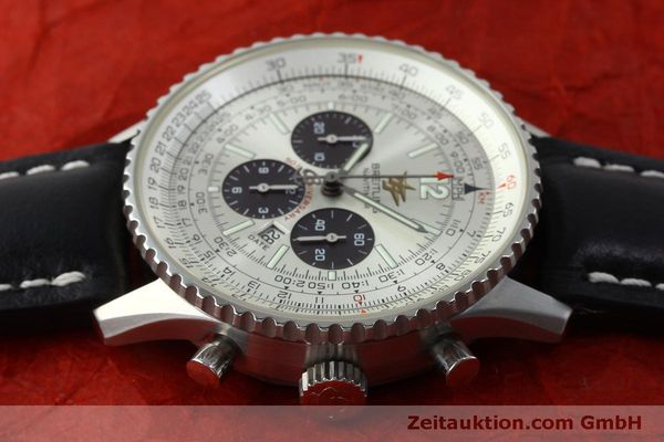 Used luxury watch Breitling Navitimer chronograph steel automatic Kal. B41 ETA 2892A2 Ref. A41322  | 151806 05