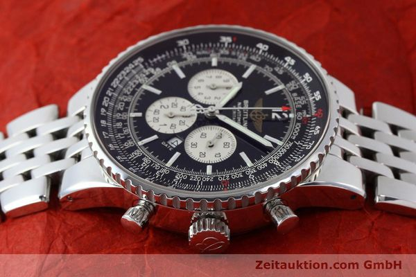 Used luxury watch Breitling Navitimer chronograph steel automatic Kal. B35 ETA 2892A2 Ref. A35350  | 151812 05