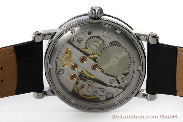Used luxury watch Chronoswiss Regulateur steel manual winding Kal. Unitas 63767 Ref. CH6323  | 151815 09