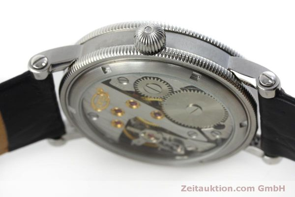 Used luxury watch Chronoswiss Regulateur steel manual winding Kal. Unitas 63767 Ref. CH6323  | 151815 11