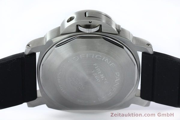 Used luxury watch Panerai Luminor Marina steel automatic Kal. 7750-P1 ETA A05511 Ref. OP6553  | 151818 10