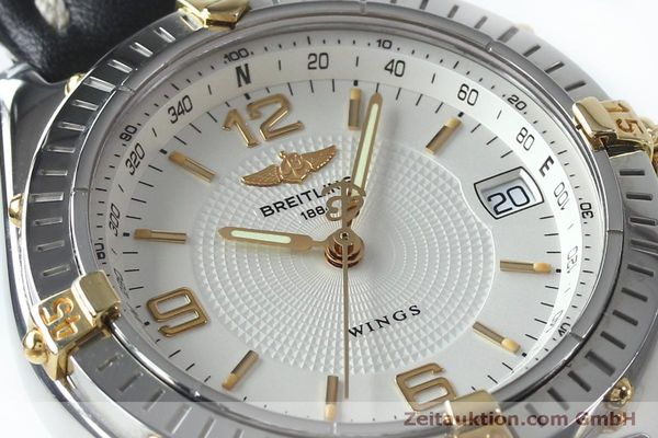 Used luxury watch Breitling Wings steel automatic Kal. B10 ETA 2892A2 Ref. B10050  | 151824 02