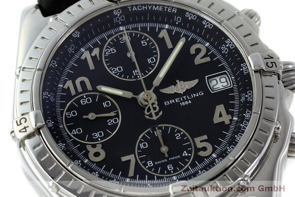 Used luxury watch Breitling Chronomat chronograph steel automatic Kal. B13 ETA 7750 Ref. A13050.1  | 151826 02