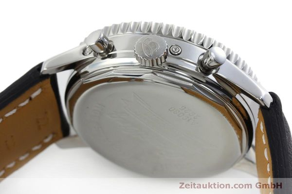 Used luxury watch Breitling Montbrillant chronograph steel automatic Kal. B19 ETA 2892A2 Ref. A19030  | 151828 08