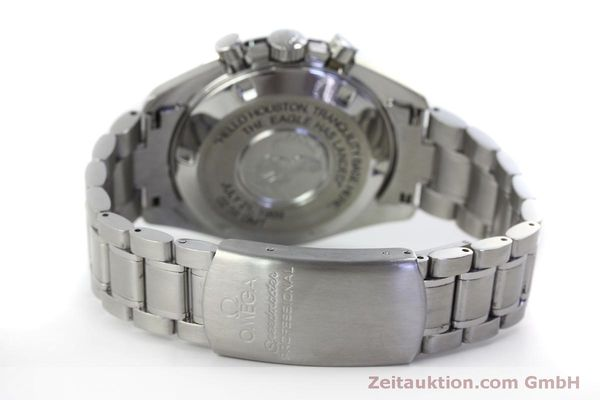 Used luxury watch Omega Speedmaster chronograph steel manual winding Kal. 1861 Ref. 145.0223  | 151832 13