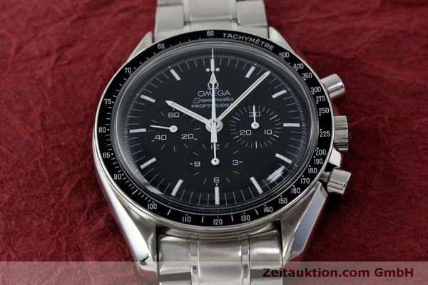 Used luxury watch Omega Speedmaster chronograph steel manual winding Kal. 1861 Ref. 145.0223  | 151832 17