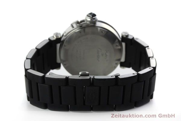 Used luxury watch Cartier Pasha steel automatic Kal. 049 ETA 2892A2 Ref. 2790  | 151841 12