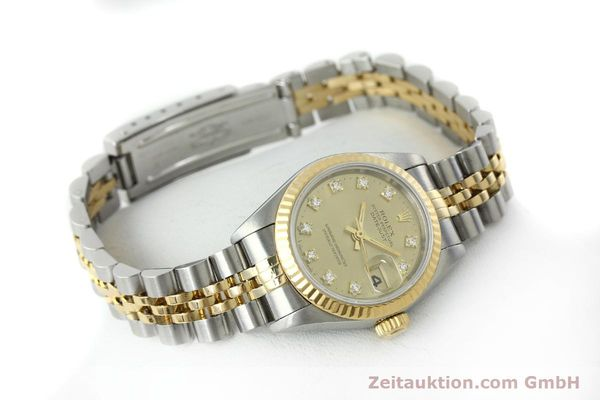 montre de luxe d occasion Rolex Lady Datejust acier / or  automatique Kal. 2135 Ref. 69173  | 151844 03