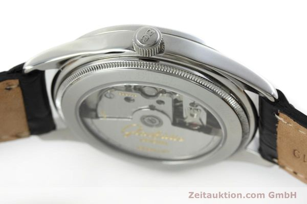 Used luxury watch Glashütte Senator steel automatic Kal. GUB 10-30 Ref. 11033030404  | 151846 12