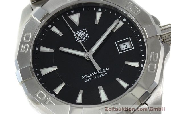 Used luxury watch Tag Heuer Aquaracer steel quartz Kal. Ronda 6003 Ref. WAY1110  | 151852 02