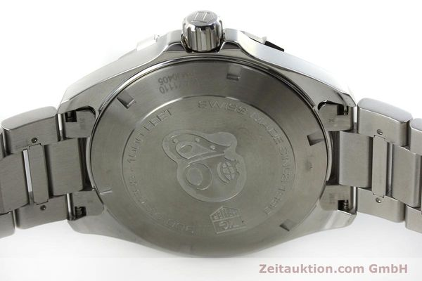 Used luxury watch Tag Heuer Aquaracer steel quartz Kal. Ronda 6003 Ref. WAY1110  | 151852 09