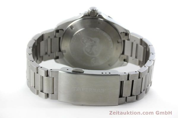 Used luxury watch Tag Heuer Aquaracer steel quartz Kal. Ronda 6003 Ref. WAY1110  | 151852 11