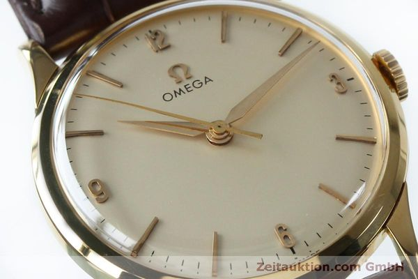 Used luxury watch Omega * 18 ct gold manual winding Kal. 285  | 151853 02