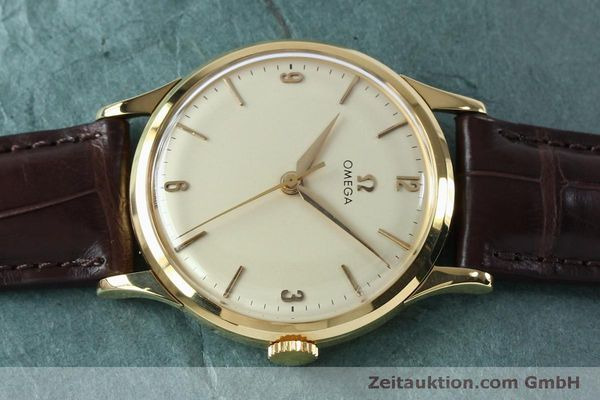 Used luxury watch Omega * 18 ct gold manual winding Kal. 285  | 151853 05