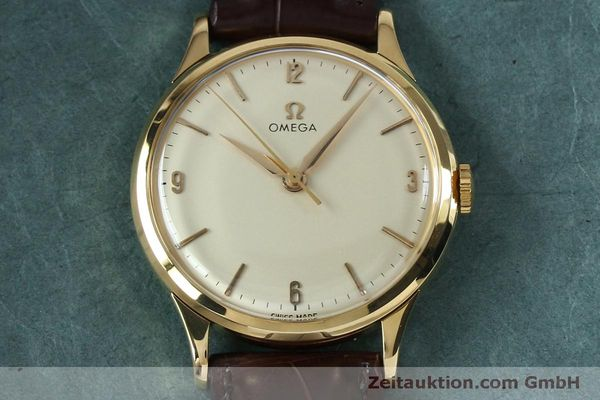 Used luxury watch Omega * 18 ct gold manual winding Kal. 285  | 151853 14