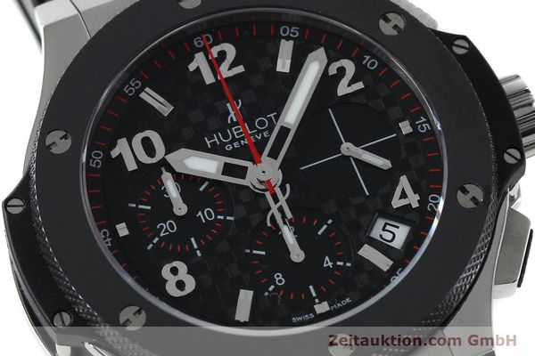 Used luxury watch Hublot Big Bang chronograph steel / titanium automatic Kal. ETA 2894-2 Ref. 341.SB.131.RX  | 151859 02