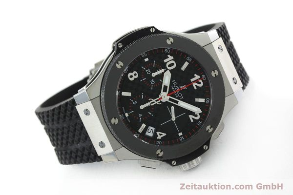 Used luxury watch Hublot Big Bang chronograph steel / titanium automatic Kal. ETA 2894-2 Ref. 341.SB.131.RX  | 151859 03