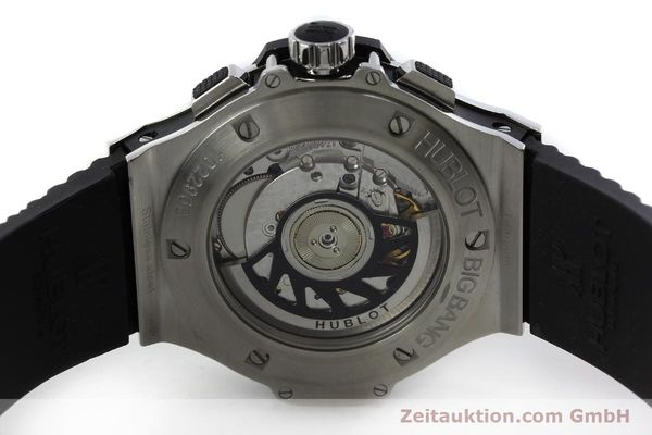 Used luxury watch Hublot Big Bang chronograph steel / titanium automatic Kal. ETA 2894-2 Ref. 341.SB.131.RX  | 151859 09