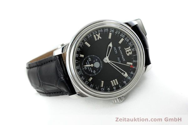 Used luxury watch Blancpain Leman steel automatic Kal. 6763  | 151885 03