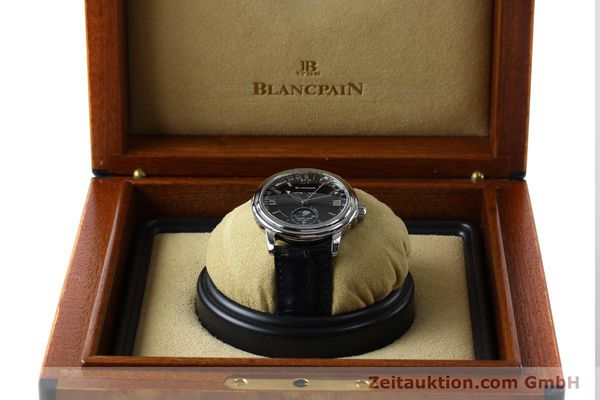 Used luxury watch Blancpain Leman steel automatic Kal. 6763  | 151885 07