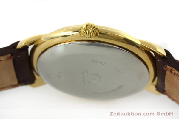Used luxury watch Maurice Lacroix Classic Serie gold-plated automatic Kal. ETA 2824-2 Ref. 23293  | 151887 08
