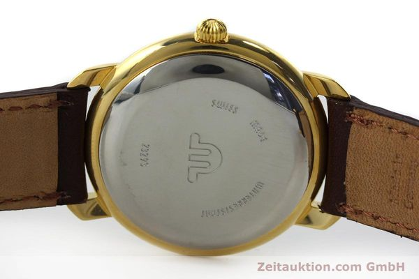 Used luxury watch Maurice Lacroix Classic Serie gold-plated automatic Kal. ETA 2824-2 Ref. 23293  | 151887 09