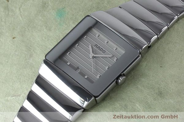 Used luxury watch Rado Sintra ceramic quartz Ref. 111.0333.3  | 151890 01