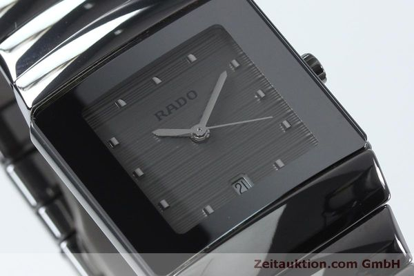 Used luxury watch Rado Sintra ceramic quartz Ref. 111.0333.3  | 151890 02