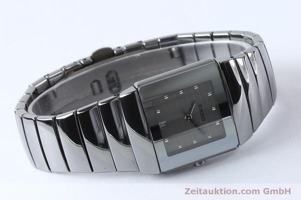 Used luxury watch Rado Sintra ceramic quartz Ref. 111.0333.3  | 151890 03